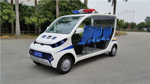 陕西电动巡逻车价格
