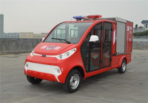 陕西电动消防车