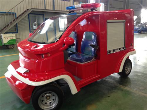 陕西电动消防车价格