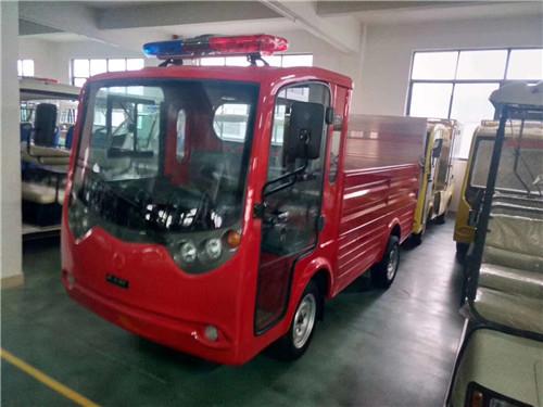 西安电动消防车价格