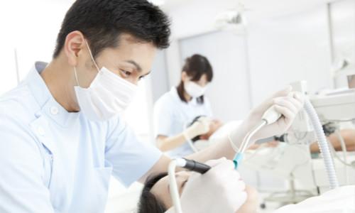 牙污垢清洗方法