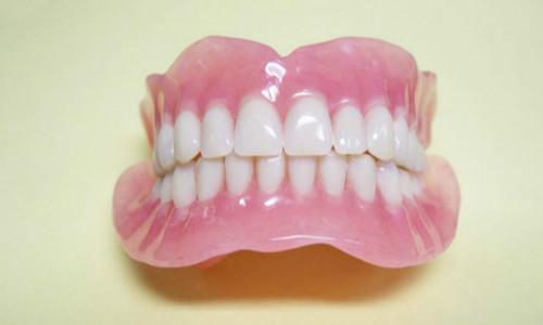 假牙保质期