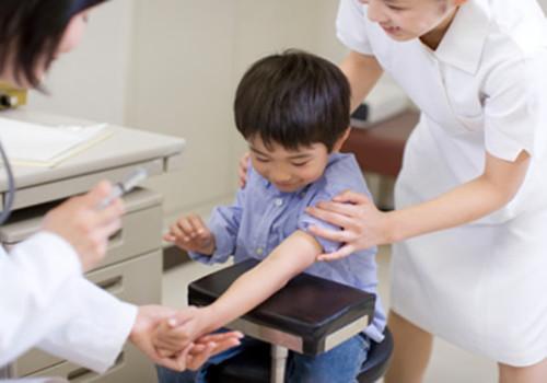 南充儿童体检