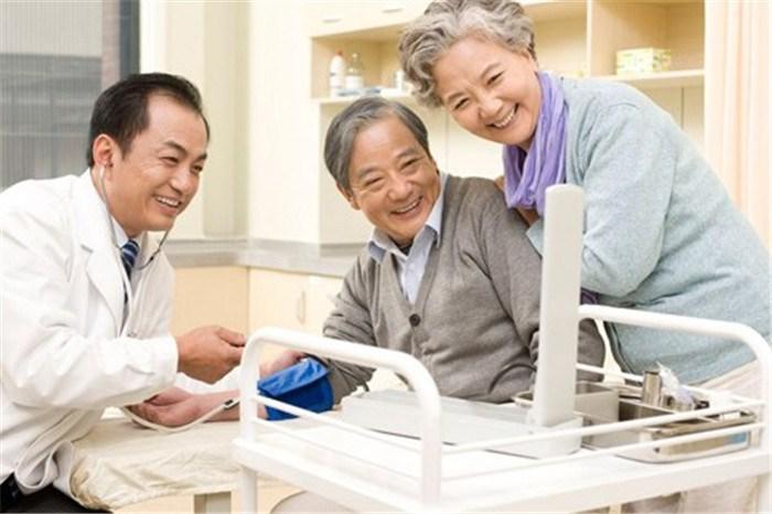 中老年人体检