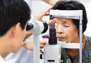南充检查眼睛医院