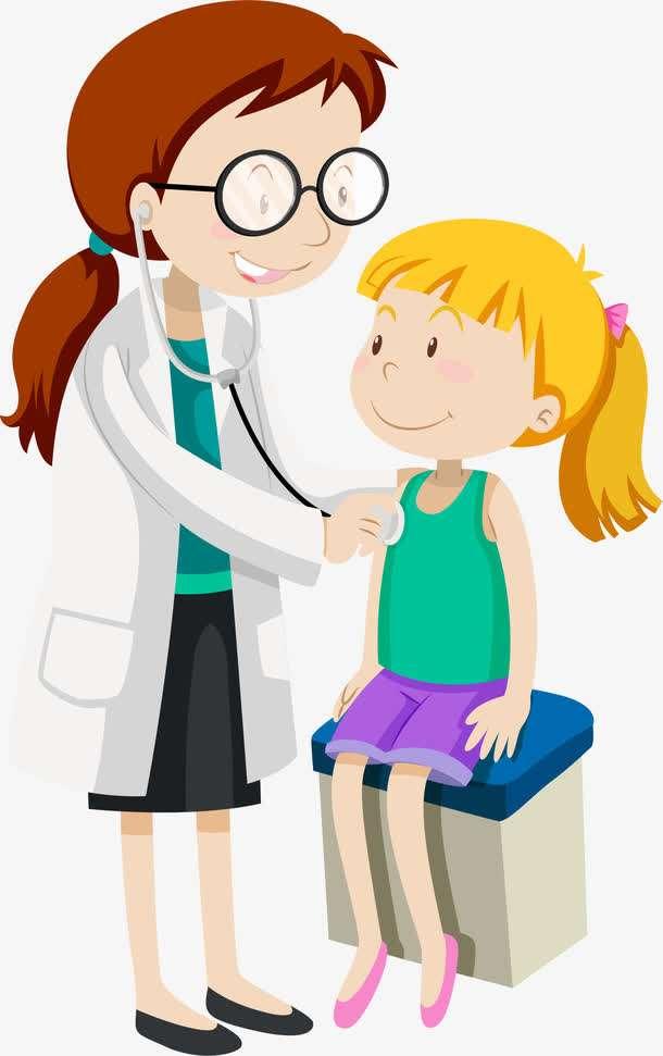不同年龄段小孩的体检项目