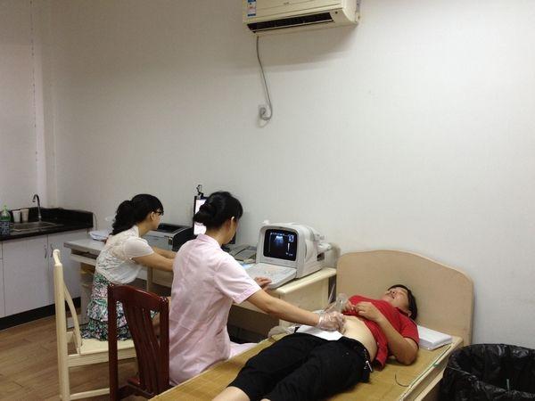 妇科检查的项目