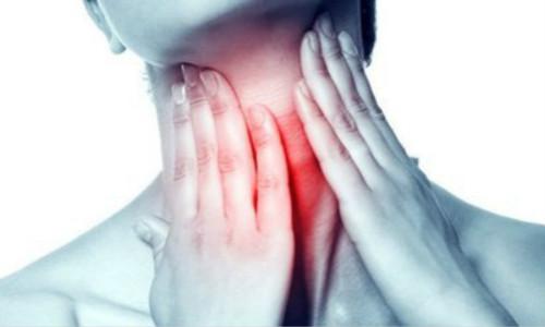 喉癌症状分析