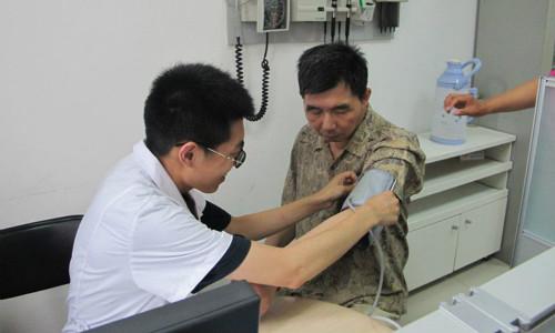 南充血常规体检医院