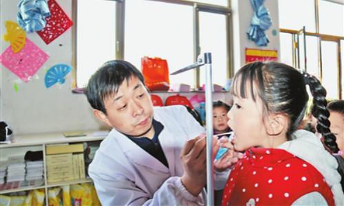 南充儿童体检机构