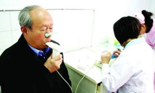 南充肺功能检查