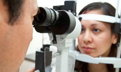 眼睛检查项目