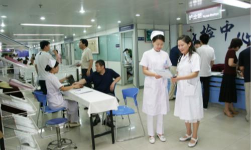肺功能体检医院