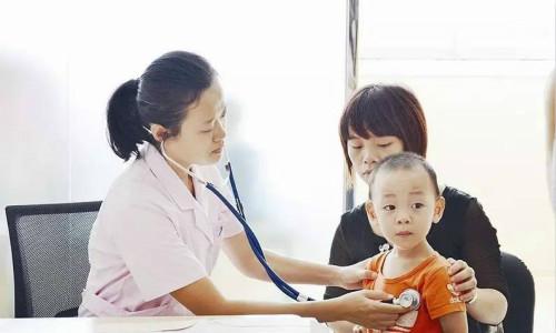 南充美年大儿童体检