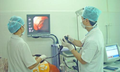 结肠镜体检