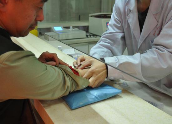 男性健康全面体检查的项目