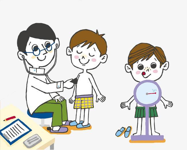 儿童体检的重点