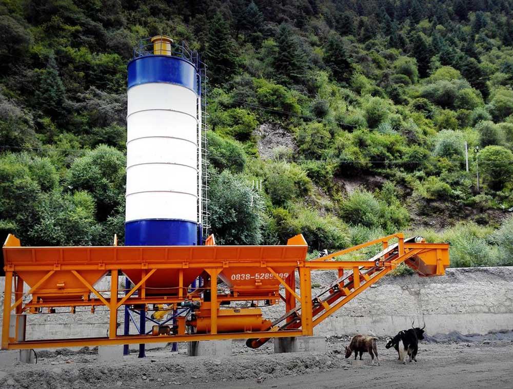 德陽穩定土廠拌設備