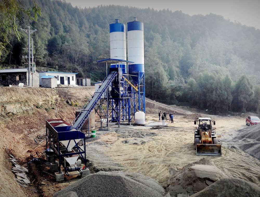 四川工程混凝土攪拌站