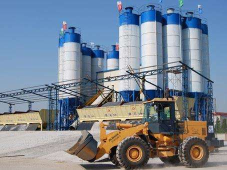 四川穩定土廠拌設備的組成和工作原理