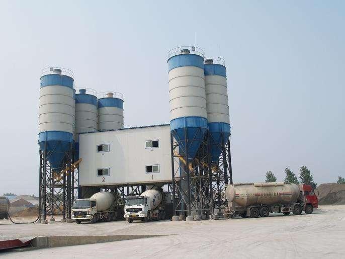 四川混凝土搅拌站如何达到节能又高效环保?