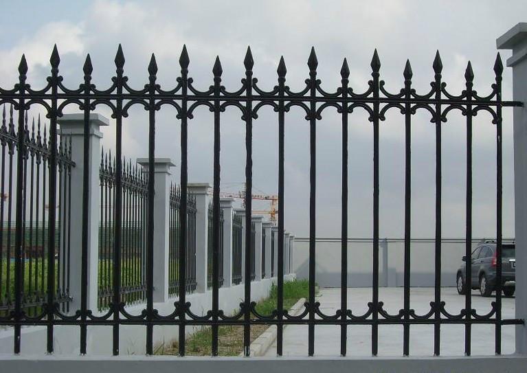 成都铁艺栏杆的技术要点介绍