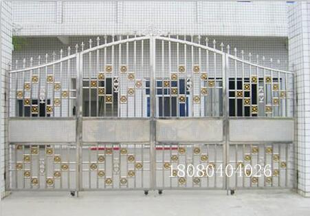 四川不锈钢大门