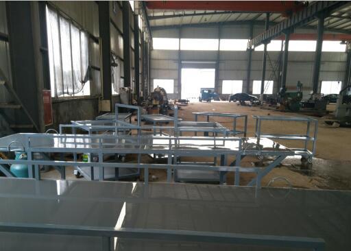 成都不锈钢大门工厂环境