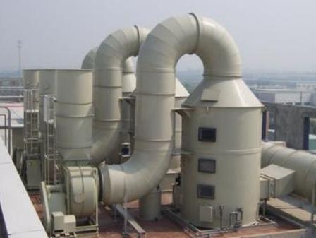 废气处理设备合作案例