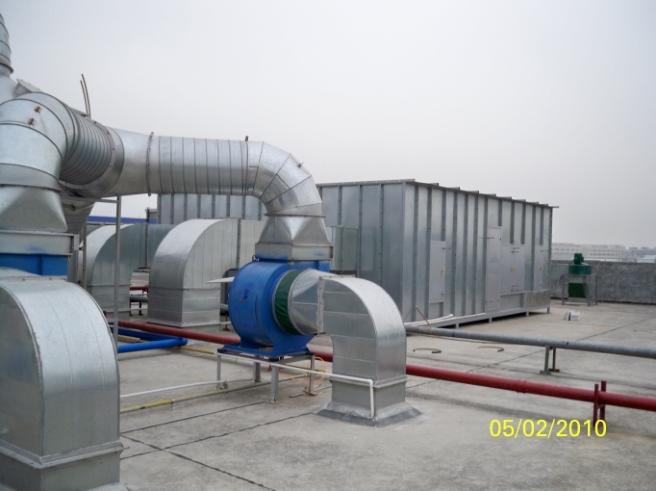 四川废气处理设备