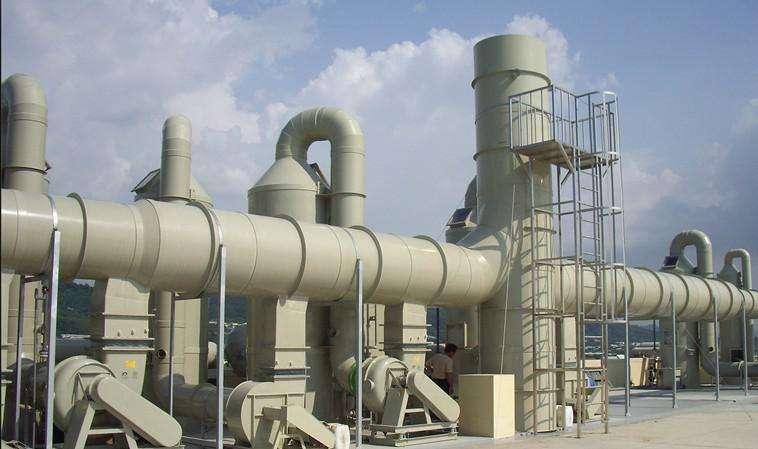 环保小能手-废气处理设备