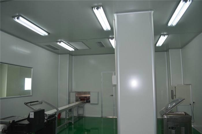 四川车间净化处理设备