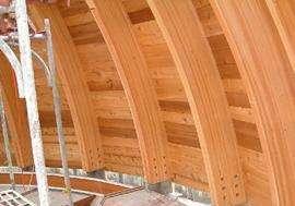 四川胶合木结构