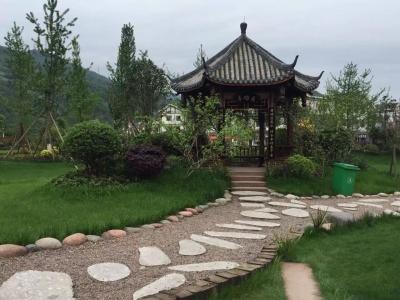 四川防腐木屋设计