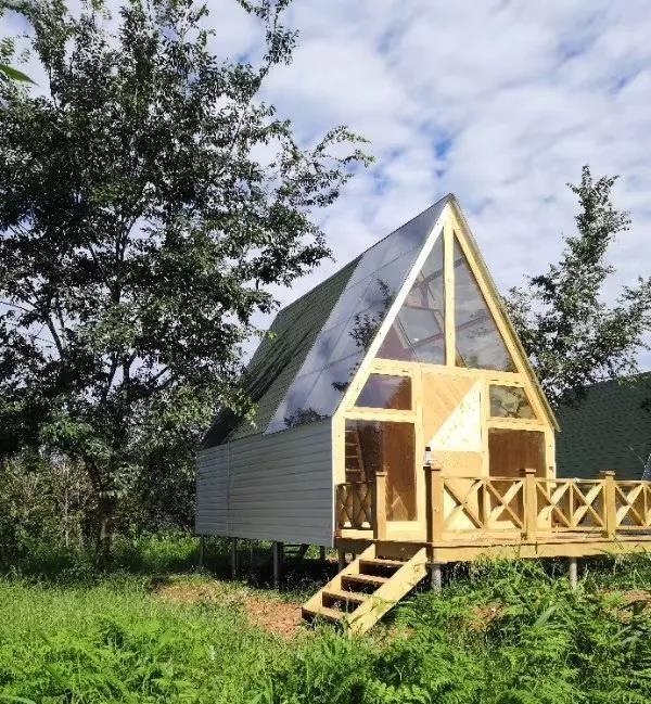 鸡西市恒山区光合小木屋