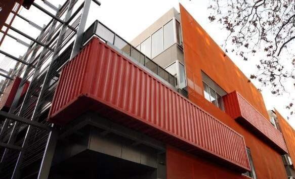 北京朝阳区集装箱建筑商场