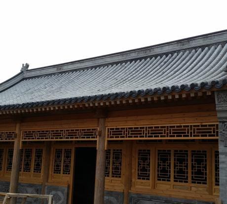仿古建筑木门窗