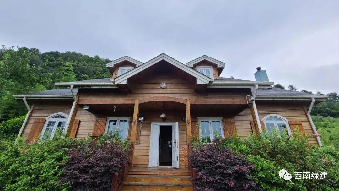 绵竹九龙山上藏着一家高端民宿!超唯美,还是独栋小别墅!