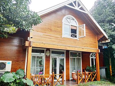 想要建造好的成都木屋?先学会选择好的木材