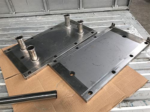山西纯不锈钢换热器