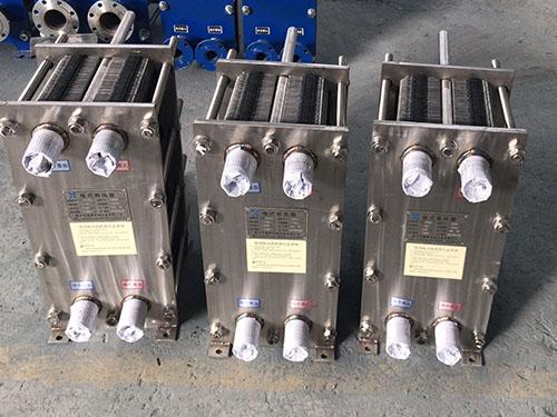 纯不锈钢换热器厂家