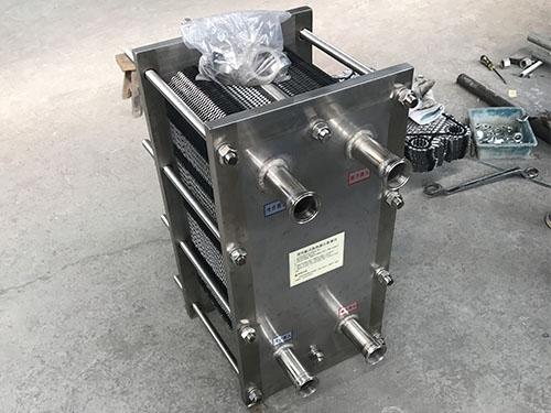 山西纯不锈钢板式换热器