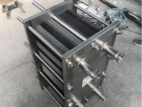 纯不锈钢板式换热器价格
