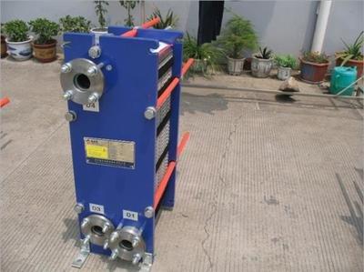 针对我们使用的板式换热器中的污垢要怎么去处理呢