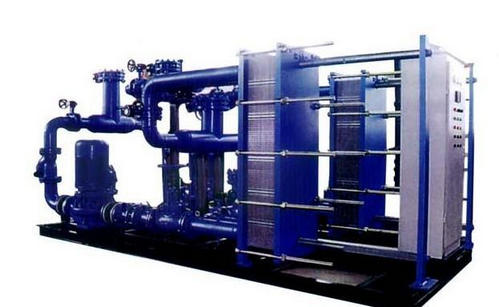 关于板式换热器在调节冷却水降低温度是怎么来进行的呢