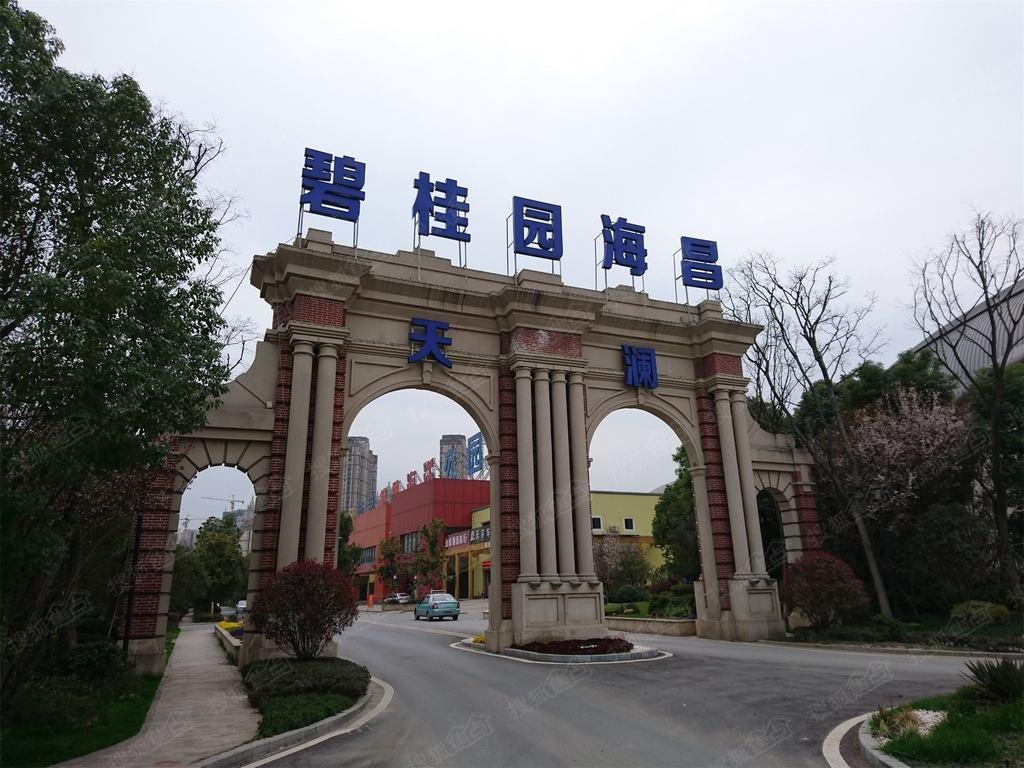 碧桂园海昌天澜聚苯板案例