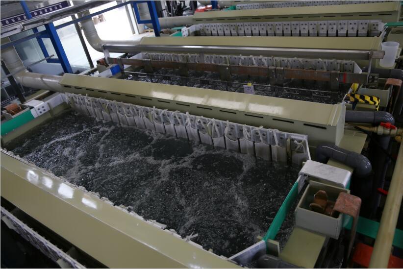 铝材表面处理设备