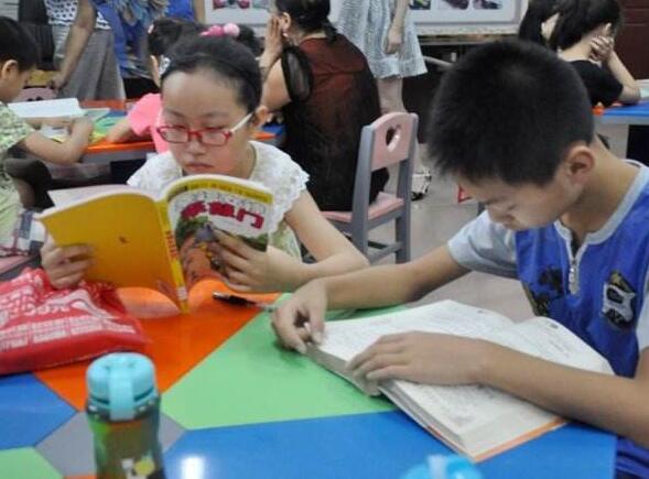 襄阳阅读培训课堂展示
