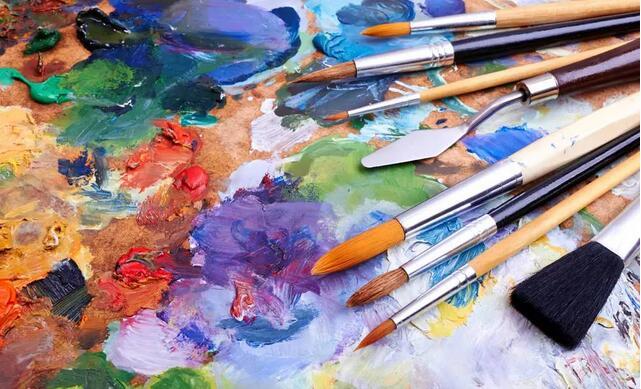 襄阳油画美术培训