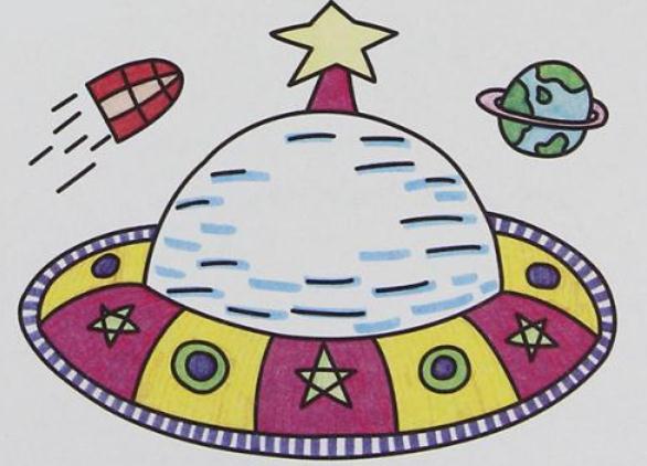 跟着襄阳艺海扬帆美术培训一起看看幼儿美术的教学培养的三个阶段